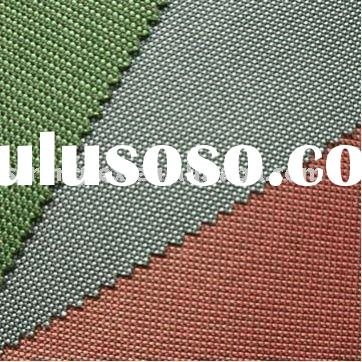 1OO% Polyester PU coated outdoor fabric