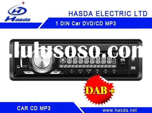 1 Din in Car CD/DVD DAB Radio MP3 Player,CD DAB radio receiver,