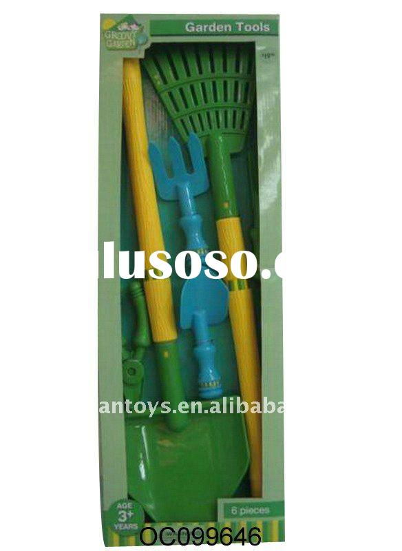 2011 New Garden Tool Set, Kids Play Tool Set OC099646