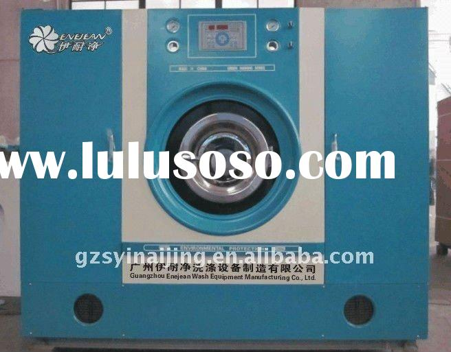 2011 new design dry cleaning machine for sale