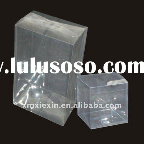 2011 new style plastic packaging for soap