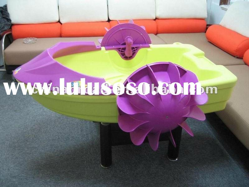2011hot-selling children pedal boats for sale