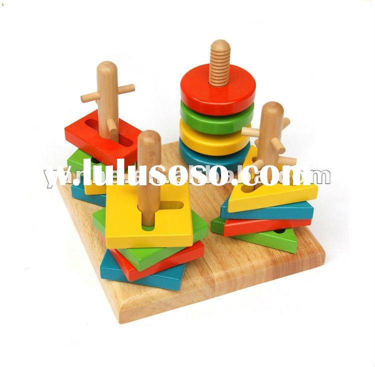 Best Educational Toys 2012 : Free wooden cnc toy plans