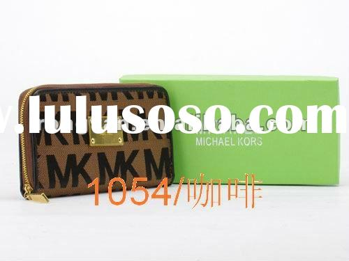 2012 wholesale handbags brand bags designer ladies wallets MICHAEL KORS MK purses
