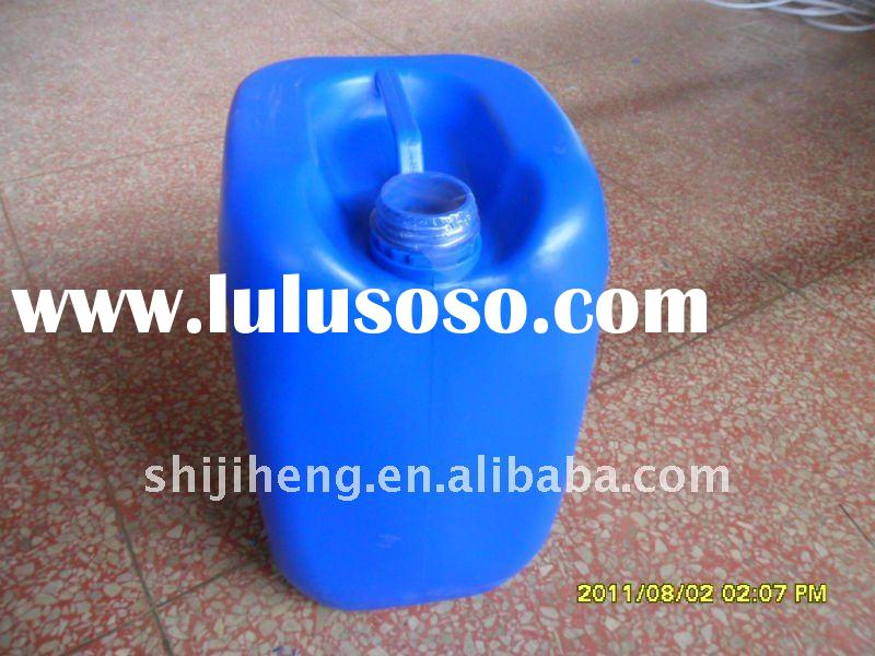 25L retangular plastic jerry can