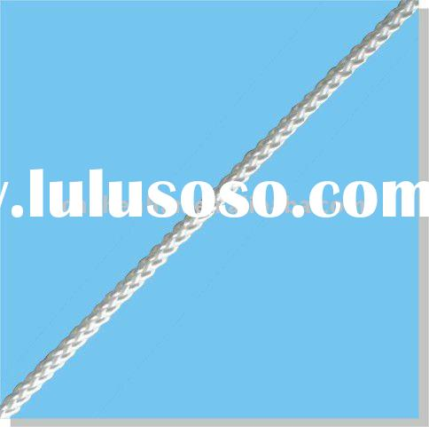 2mm,1.6mm coffee color polyester cord,bamboo blinds,wooden blinds components,curtain accessories