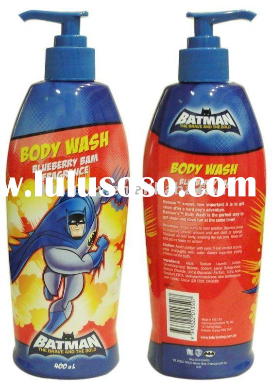 400ml blueberry body wash/bath shower gel/body wash for kids/liquid body wash/mild body wash/natural