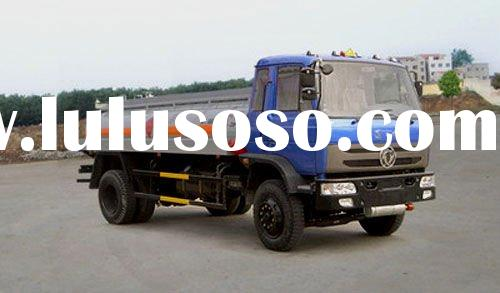4x2 DongFeng lpg gas tank transportation truck