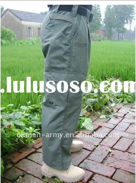 511 100% cotton army tactical trousers USA military pants