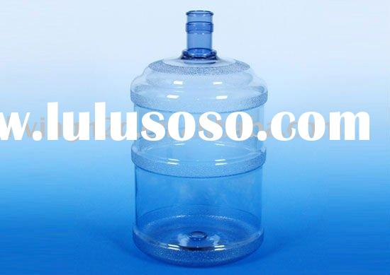 5 gallon water plastic bottle
