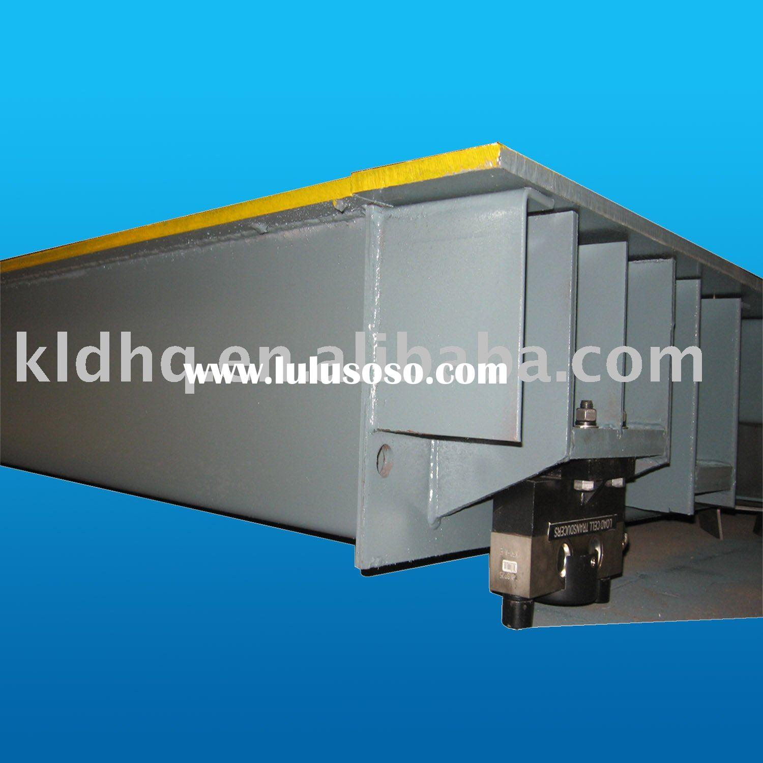 60 Tons Electronic Camion Scale