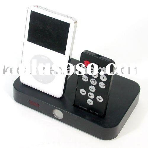 8 in 1 Home dock for iPod(Audio & Video output) , accessories for ipod