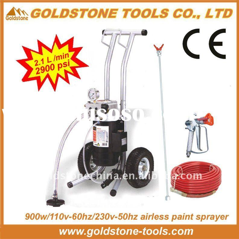 900W 1.2HP 3000psi spray paint machine,spray paint machine price,spray paint manufacturer