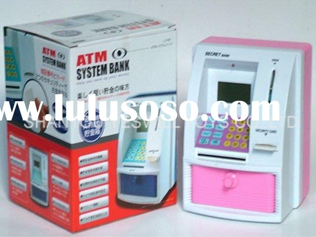 ATM system bank