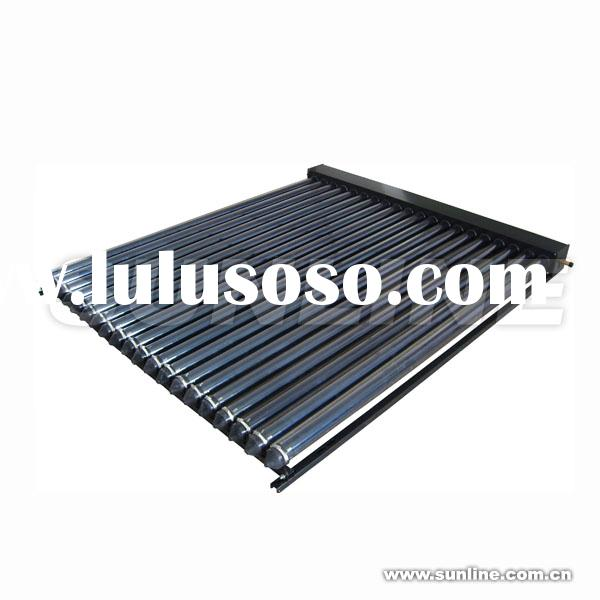 All-glass Evacuated Tubular Solar Collector with Heat Pipe (SOLAR WATER HEATER,ISO9001,SOLAR KEYMARK