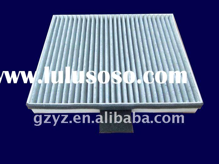 Auto air cooling conditioner filter