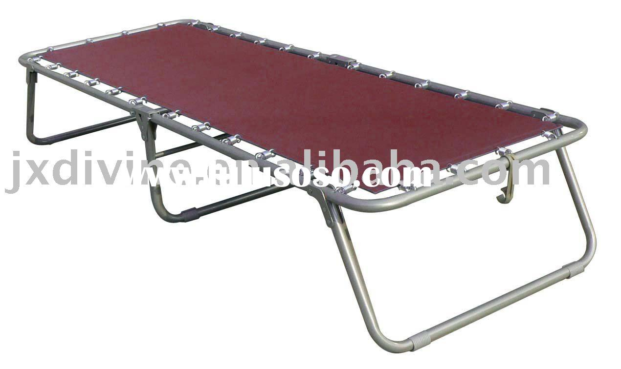 Beach bed/camping cot/outdoor bed/folding cot