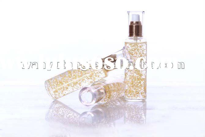 Beauty product =Skin care product-whitening Lotion-Gold Foil Beauty liquid