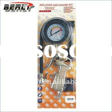 BellRight 3 in 1 Dial Air inflator, Tire inflator, Tire inflate Gauge, Tire inflate Gun