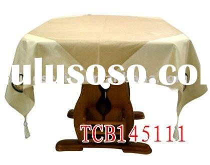 Brocade table cover, table cloth, classic table cloths, linen table cover , factory wholesale