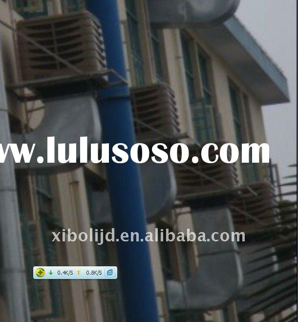 CE approval, Commercial industrial environmental evaporative air cooling system fan