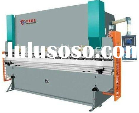 CNC hydraulic plate press brake bending machine( tools)
