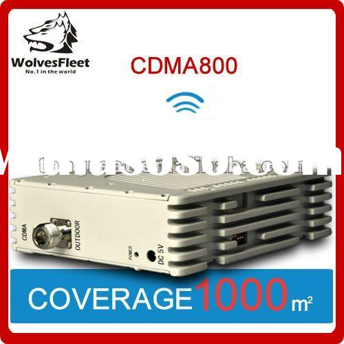 Cell phone antenna signal repeater CDMA band Signal amplifier wifi signal booster Wolvesfleet amplif
