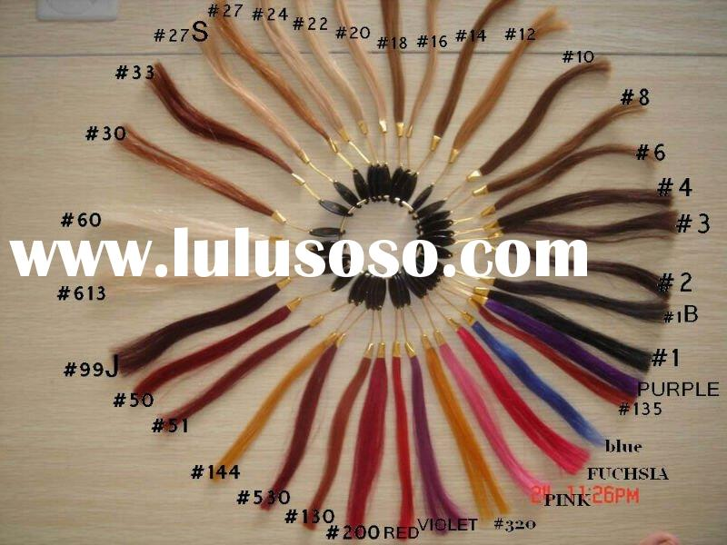 Color Ring, Color Chart, Human Hair Color Ring