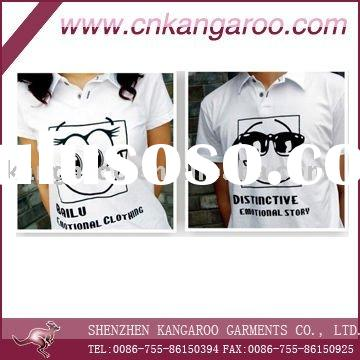 Couple and Family 100% cotton T-shirt with short sleeve
