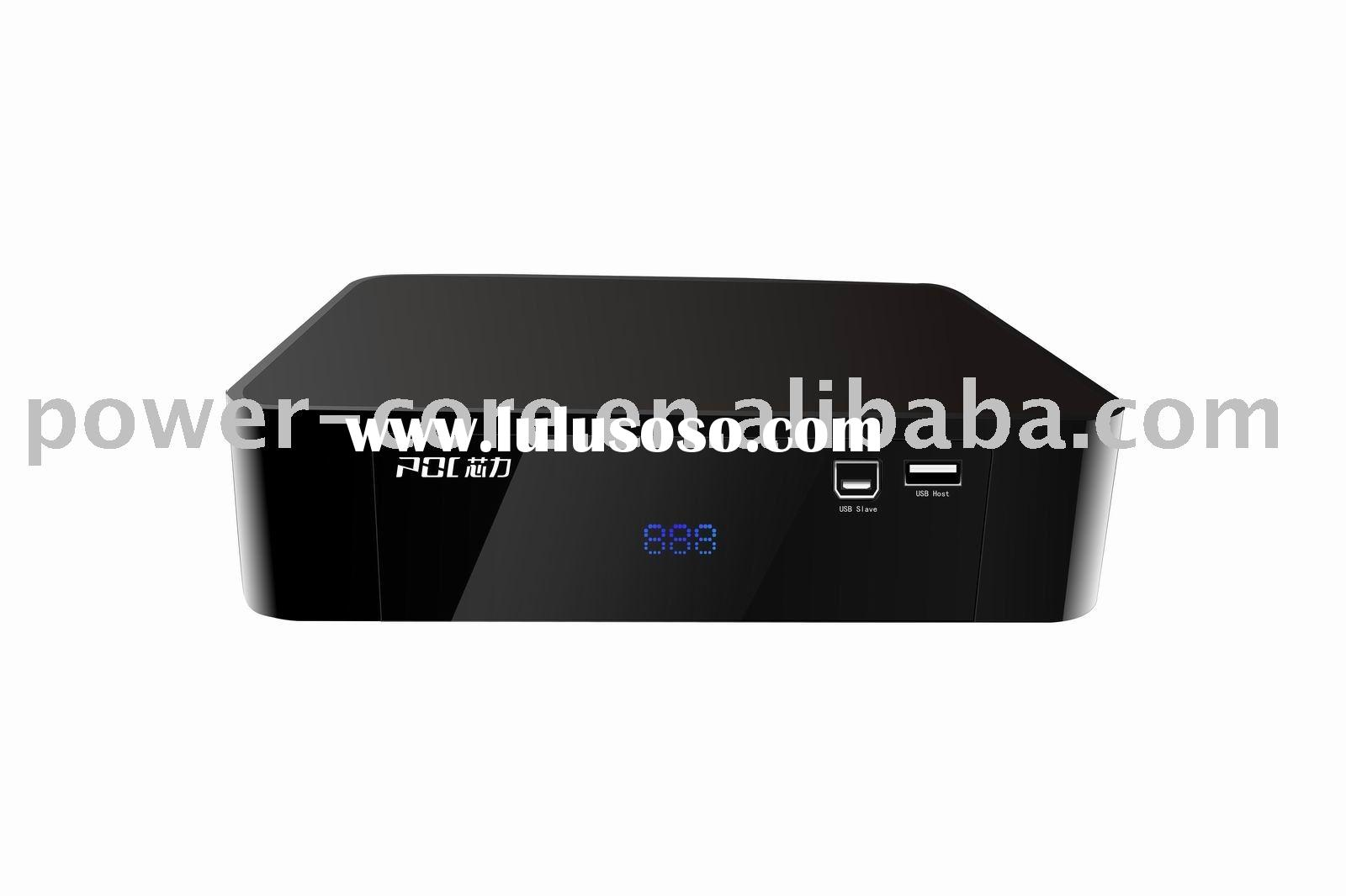 DVB-T HD Set Top Box with built-in HDD capability
