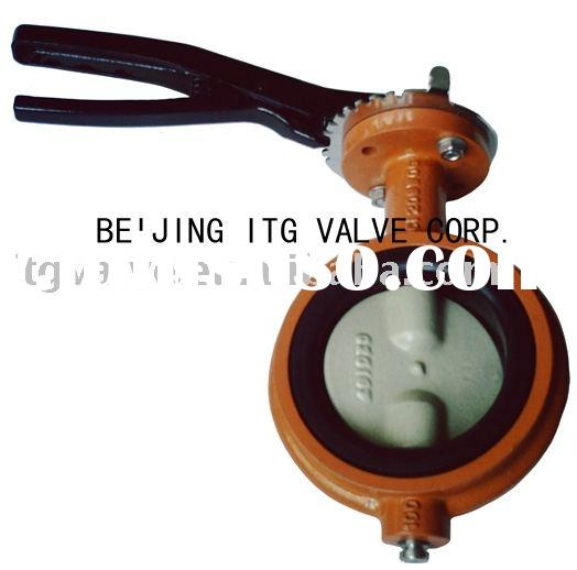 Demco Style Wafer Butterfly Valve