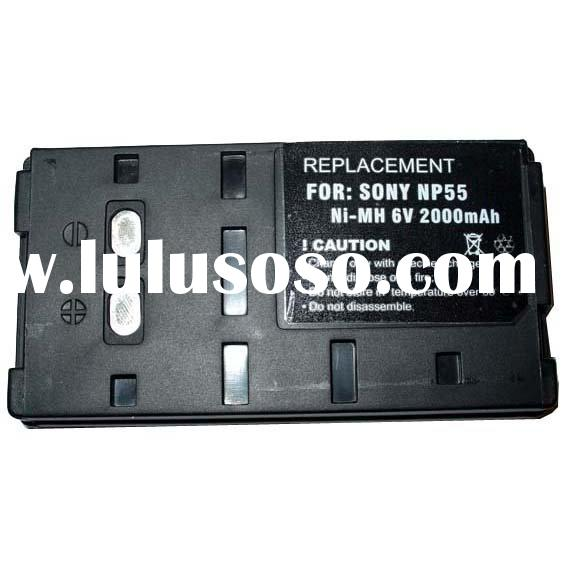 Digital Camera Battery for NP-55 NP-68 NP-33 NP-77 NP-78 NP55