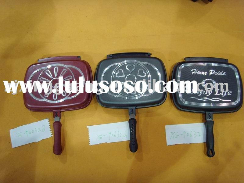 Double pan/Double wall pan/double frying pan