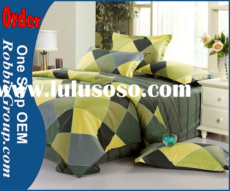 Drill Bedding Set, bed sheet cover, pillow cover,4pcs sheet,comforter,printed bed sheet