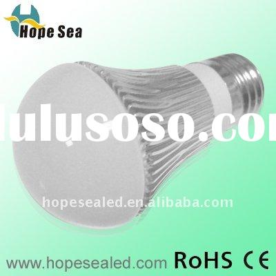 E27 LED Lamp CE& Rohs/ High quality LED bulbs light