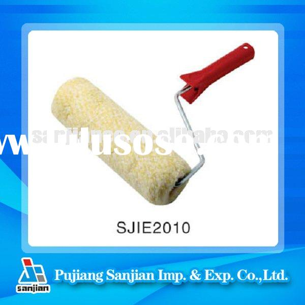 EU style Polyester fabric Paint roller brush