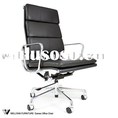 Eames Aluminum Soft Pad Management Chair