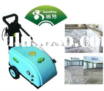 Electric foaming high pressure automatic car wash equipment