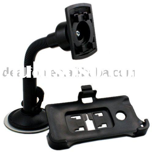 For HTC Sprint EVO 4G Car Holder,Car Mount holder with Flexible Gooseneck for HTC EVO 4G