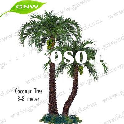 GNW indoor artificial palm trees