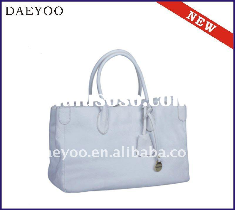 Genuine leather fashion bags ladies handbags