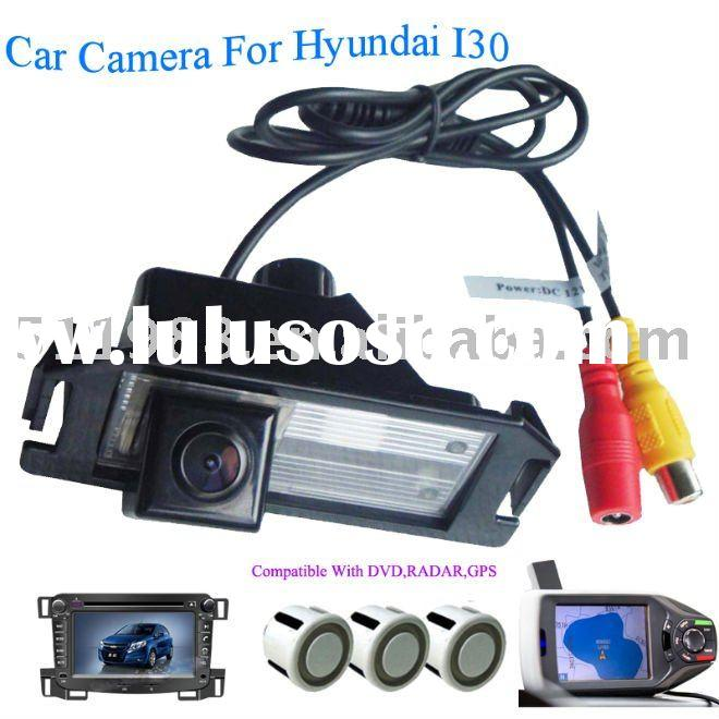 HD TV Out Car Camera For Hyundai I30 Compatible With DVD RADAR GPS