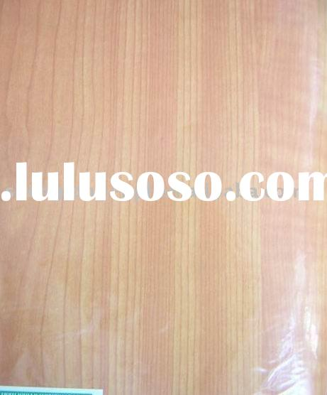 HPL laminate in wood grain surface