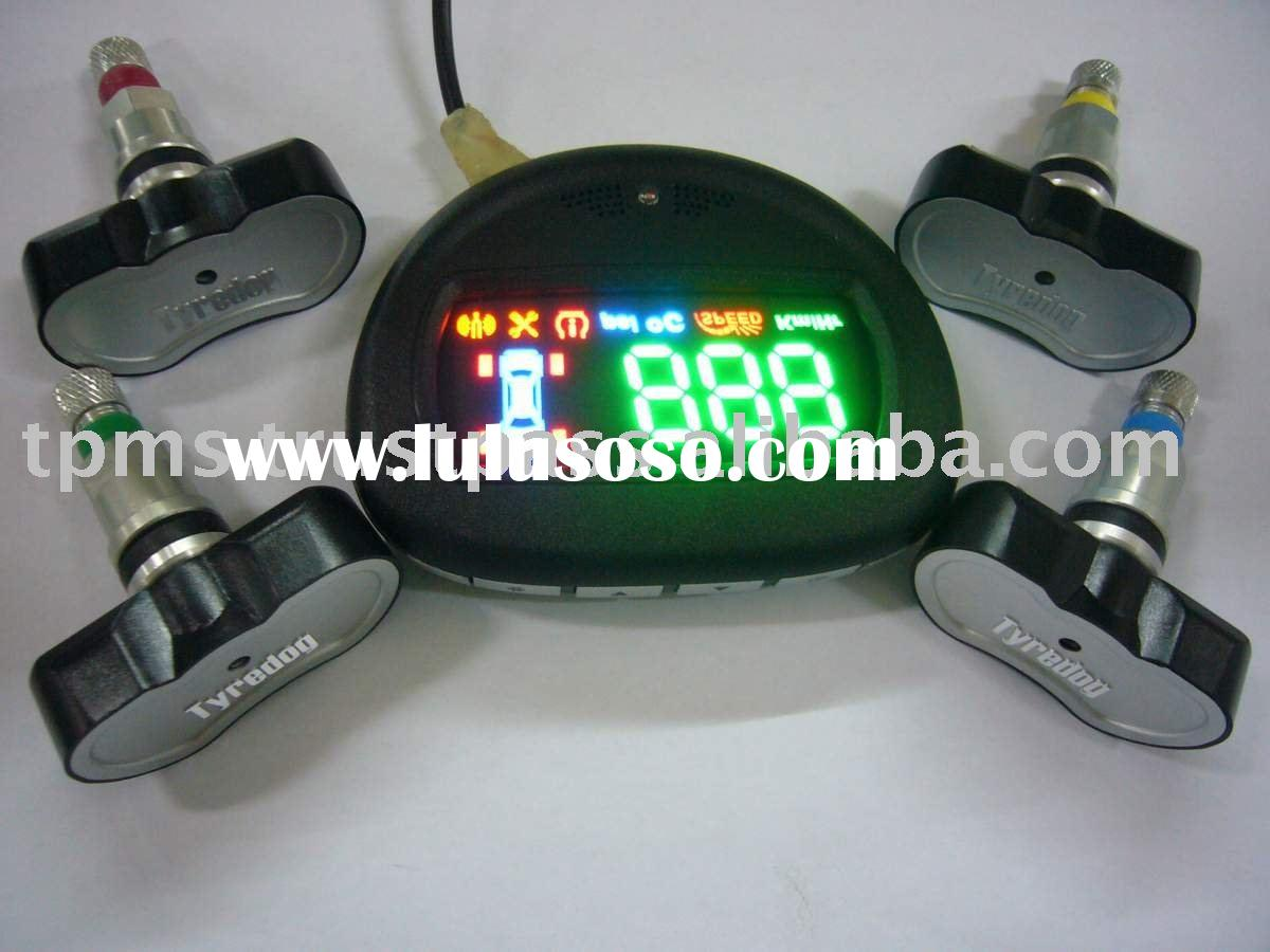 Head Up Car Speed Display with Tire pressure monitoring system