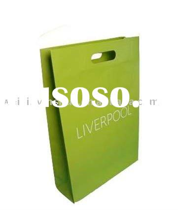 High quality paper bags for clothes