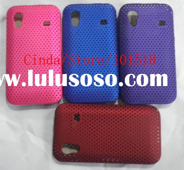 Hole Back Cover Hard Case for Samsung S5830 Galaxy Ace (PayPal available)
