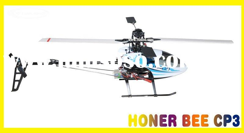 Hot!!!Esky Honey Bee CP3 6CH CCPM RC Helicopter RTF 2.4GHz (002437)