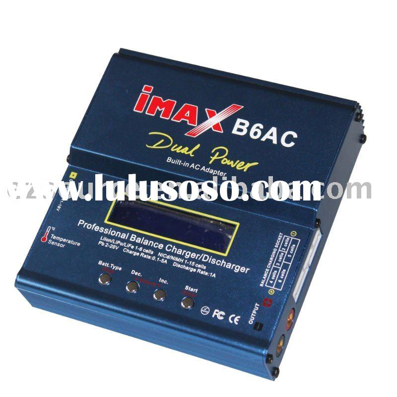 Imax B6 AC 2S-6S AC/DC rc battery charger