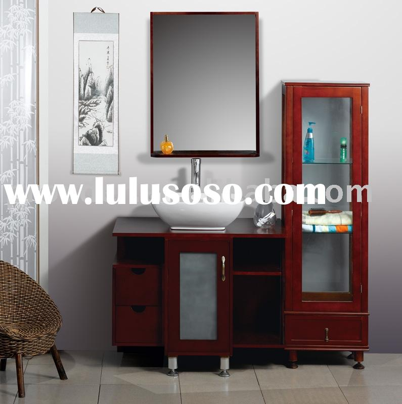 JAKARTA COMBINATION(oak bathroom vanity,oak bathroom cabinet,bathroom furniture)