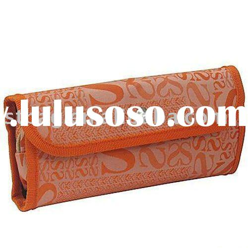 Jacquard fabric pencil case